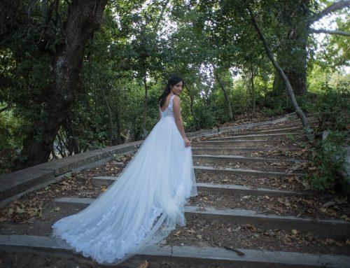 Πραγματική Νύφη – Χριστίνα